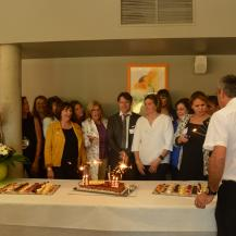 Anniversaire 10 ans de l'EHPAD Les Soleillades